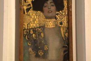 黄金の装飾初期の作品 ユディット
