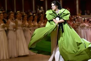 国立オペラ座舞踏会2019年オープニング アンナ ネトレプコとユシフ エイヴァゾフ